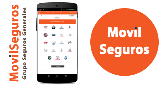 Comparar Seguros en MovilSeguros